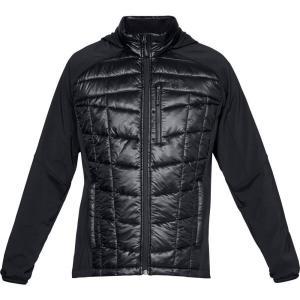 アンダーアーマー Under Armour メンズ スキー・スノーボード ジャケット アウター encompass hybrid snowboard jacket Black/Black/Charcoal fermart3-store