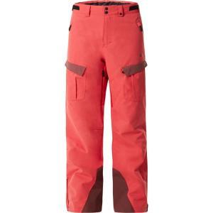 オークリー Oakley メンズ スキー・スノーボード ボトムス・パンツ Regulator 2.0 Insulated 2L 10K Snowboard Pants High Risk Red|fermart3-store