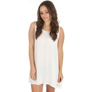 ロキシー レディース ワンピース ワンピース・ドレス My Soul Mate Cover Up Dress Marshmallow fermart3-store