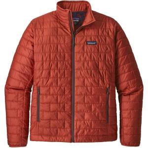 パタゴニア Patagonia メンズ ダウン・中綿ジャケット アウター Nano Puff Jacket New Adobe fermart3-store