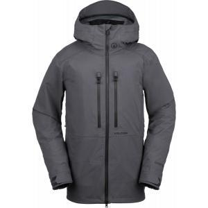 ボルコム Volcom メンズ アウター スキー・スノーボード Guide Gore-Tex Snowboard Jacket 2019 Vintage Black|fermart3-store