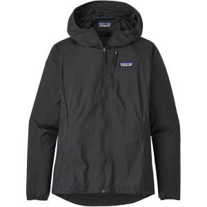 パタゴニア Patagonia レディース レインコート アウター Houdini Jacket Black|fermart3-store