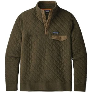 パタゴニア Patagonia メンズ フリース トップス Cotton Quilt Snap-T Pullover Fleece 2019 Sediment|fermart3-store