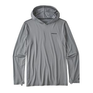 パタゴニア Patagonia メンズ ラッシュガード 水着・ビーチウェア R0 Hoody Rashguard Feather Grey fermart3-store