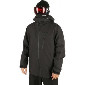 オークリー Oakley メンズ スキー・スノーボード シェルジャケット ジャケット アウター buckeye gore-tex shell snowboard jacket Blackout|fermart3-store
