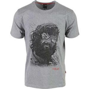 ラブ Rab メンズ Tシャツ トップス Stance T-Shirt Grey Marl fermart3-store