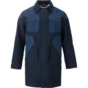 バートン メンズ アウター スキー・スノーボード Thirteen Junkers Gore-Tex Coat (Japan) Snowboard Jacket Navy|fermart3-store
