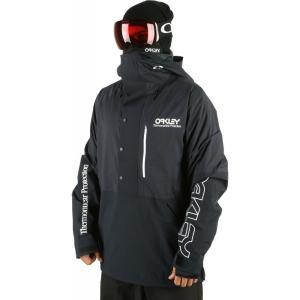 オークリー Oakley メンズ スキー・スノーボード アノラック シェルジャケット ジャケット アウター tnp lined shell anorak snowboard jacket Blackout|fermart3-store