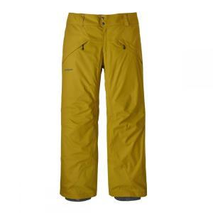 パタゴニア Patagonia メンズ スキー・スノーボード ボトムス・パンツ Snowshot Ski Pants Textile Green fermart3-store