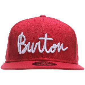 バートン メンズ キャップ 帽子 Stitch B-Fit Hat Redical|fermart3-store