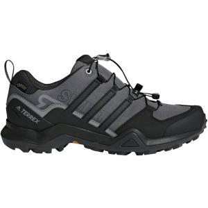 アディダス Adidas メンズ シューズ・靴 ハイキング・登山 Terrex Swift R2 GTX Hiking Shoes Grey Five/Black/Carbon|fermart3-store