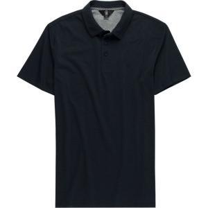 ボルコム Volcom メンズ ポロシャツ トップス wowzer polo shirt Navy|fermart3-store