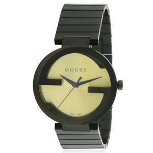 グッチ メンズ 腕時計 Gucci GRAMMY Special Edition Extra-large Interlocking Watch|fermart3-store
