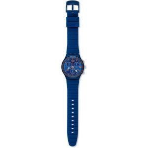 スウォッチ メンズ 腕時計 Swatch Wave Addict Watch|fermart3-store