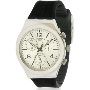 スウォッチ メンズ 腕時計 Swatch NERAMENTE Watch|fermart3-store
