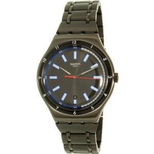 スウォッチ メンズ 腕時計 Swatch SMOKEYGATOR Watch|fermart3-store