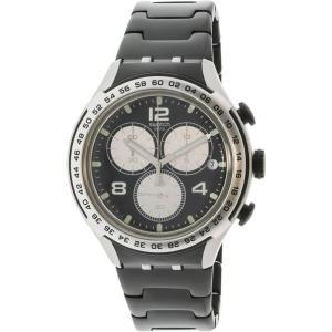 スウォッチ メンズ 腕時計 Swatch NIGHT ATTACK Watch fermart3-store