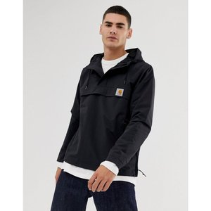 カーハート Carhartt WIP メンズ ジャケット アウター Nimbus Overhead Jacket Black|fermart