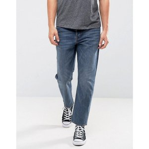 チープマンデー メンズ ジーンズ・デニム ボトムス・パンツ Cheap Monday In Law 90's Fit Jeans Daily Blue Blue|fermart