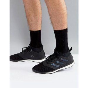 アディダス Adidas メンズ シューズ・靴 サッカー Football Ace Tango boost trainers in black by1992 Black|fermart