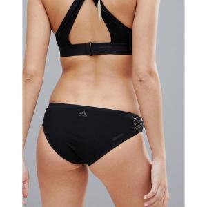 アディダス レディース ボトムのみ 水着・ビーチウェア adidas Bikini Bottom In Black Black|fermart