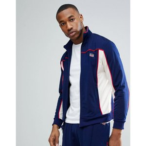 リーバイス メンズ ジャージ アウター Levi's Sportswear Track Jacket in Navy Navy|fermart