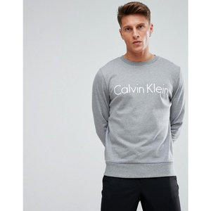 カルバンクライン メンズ スウェット・トレーナー トップス Calvin Klein Sweat Grey heather fermart