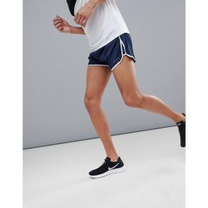 エイソス メンズ ショートパンツ ボトムス・パンツ Running Shorts With Contrast Trim Navy/white|fermart