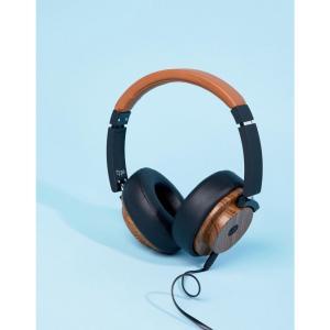 タイポ TYPO レディース テックアクセサリー Typo Woodgrain Headphones Multi|fermart