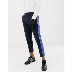 ジェイ リンドバーグ J.Lindeberg メンズ ボトムス・パンツ ゴルフ Golf Ivan micro stretch trousers with side taping in navy Navy fermart