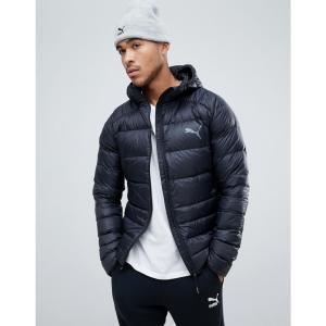 プーマ Puma メンズ ジャケット アウター packable hooded jacket in black 85162101 Black fermart