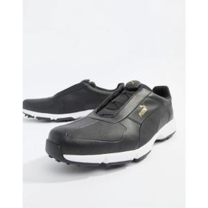 プーマ Puma メンズ シューズ・靴 ゴルフ Golf Ignite drive disc trainers in black Black fermart