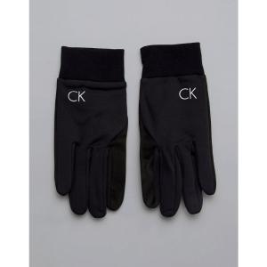 カルバンクライン Calvin Klein Golf メンズ 手袋・グローブ gloves in black ブラック|fermart