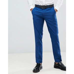 ファーラー Farah メンズ スラックス ボトムス・パンツ Henderson slim fit suit trousers Regatta blue|fermart