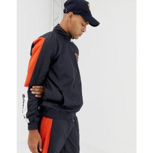 ニューエラ New Era メンズ ジャージ アウター NFL Chicago Bears track jacket exclusive to asos Navy fermart