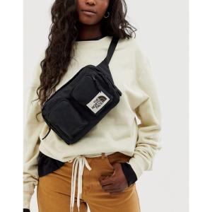 ザ ノースフェイス The North Face レディース ボディバッグ・ウエストポーチ バッグ Kanga bum bag in black Black fermart
