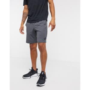 アディダス adidas performance メンズ ショートパンツ ボトムス・パンツ Adidas Training Shorts グレー|fermart