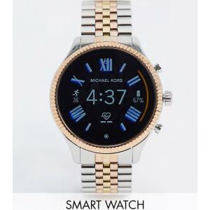 マイケル コース Michael Kors メンズ 腕時計 MKT5080 Lexington smart watch in mixed metal マルチカラー|fermart