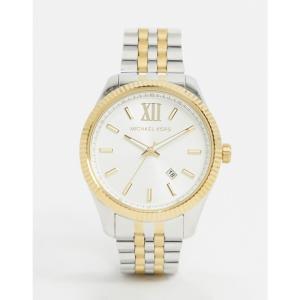 マイケル コース Michael Kors ユニセックス 腕時計 ブレスレットウォッチ MK8752 Lexington bracelet watch in mixed metal マルチカラー|fermart