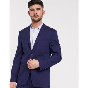 カルバンクライン Calvin Klein メンズ スーツ・ジャケット アウター Tirrell stretch wool suit jacket ネイビー fermart