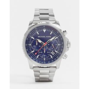 マイケル コース Michael Kors メンズ 腕時計 ブレスレットウォッチ cortlandt silver bracelet watch MK8641 シルバー|fermart