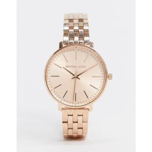 マイケル コース Michael Kors レディース 腕時計 ブレスレットウォッチ Pyper rose gold bracelet watch MK3897 ローズゴールド|fermart