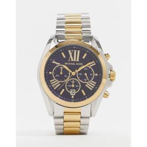 マイケル コース Michael Kors ユニセックス 腕時計 ブレスレットウォッチ Bradshaw mix metal bracelet watch MK5976 マルチカラー|fermart