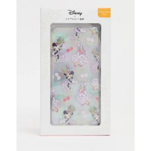 スキニーディップ Skinnydip ユニセックス iPhone (7)ケース X Disney iphone 6/6S/7/8 PLUS case マルチカラー|fermart