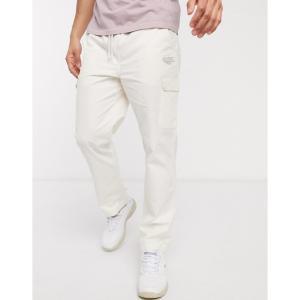 ハイテック Hi-Tec メンズ カーゴパンツ ボトムス・パンツ cargo trousers in white|fermart