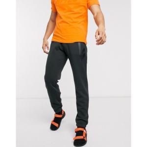 ハイテック Hi-Tec メンズ ジョガーパンツ ボトムス・パンツ joggers in washed black ウォッシュブラック|fermart