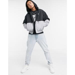 カルバンクライン Calvin Klein Jeans メンズ ジャケット アウター metallic colourblock jacket in silver シルバーメタリック fermart