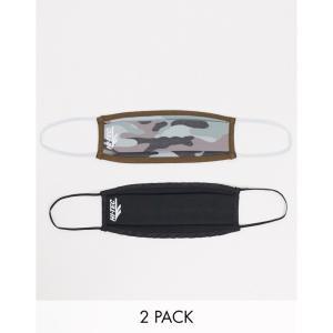 ハイテック Hi-Tec ユニセックス 雑貨 2点セット 2 Pack face covering in camo/black|fermart