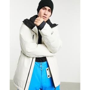 プロテスト Protest メンズ スキー・スノーボード ジャケット アウター Timo ski jacket in white fermart