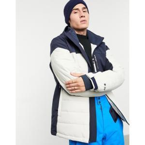 プロテスト Protest メンズ スキー・スノーボード ジャケット アウター Moount 20 ski jacket in white fermart